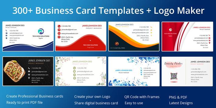 Business Card Maker screenshot 14