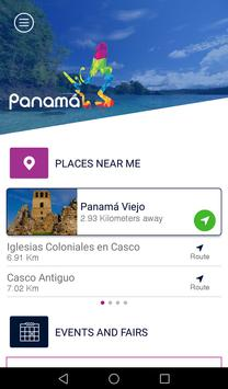 Visit Panama screenshot 1