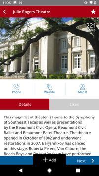Beaumont Events screenshot 5