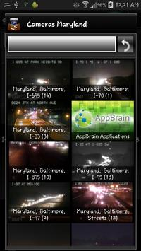 Cameras Baltimore and Maryland screenshot 1