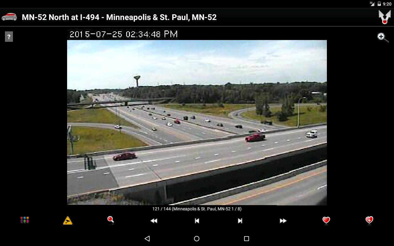 Cameras Minnesota - Traffic for Android - APK Download
