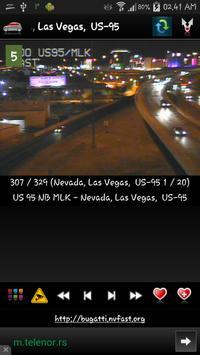 Cameras Nevada and Las Vegas poster