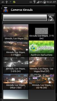 Cameras Nevada and Las Vegas screenshot 1