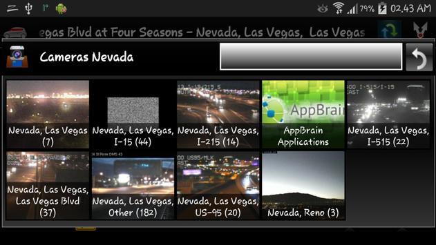 Cameras Nevada and Las Vegas screenshot 5