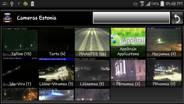 Cameras Estonia screenshot 5