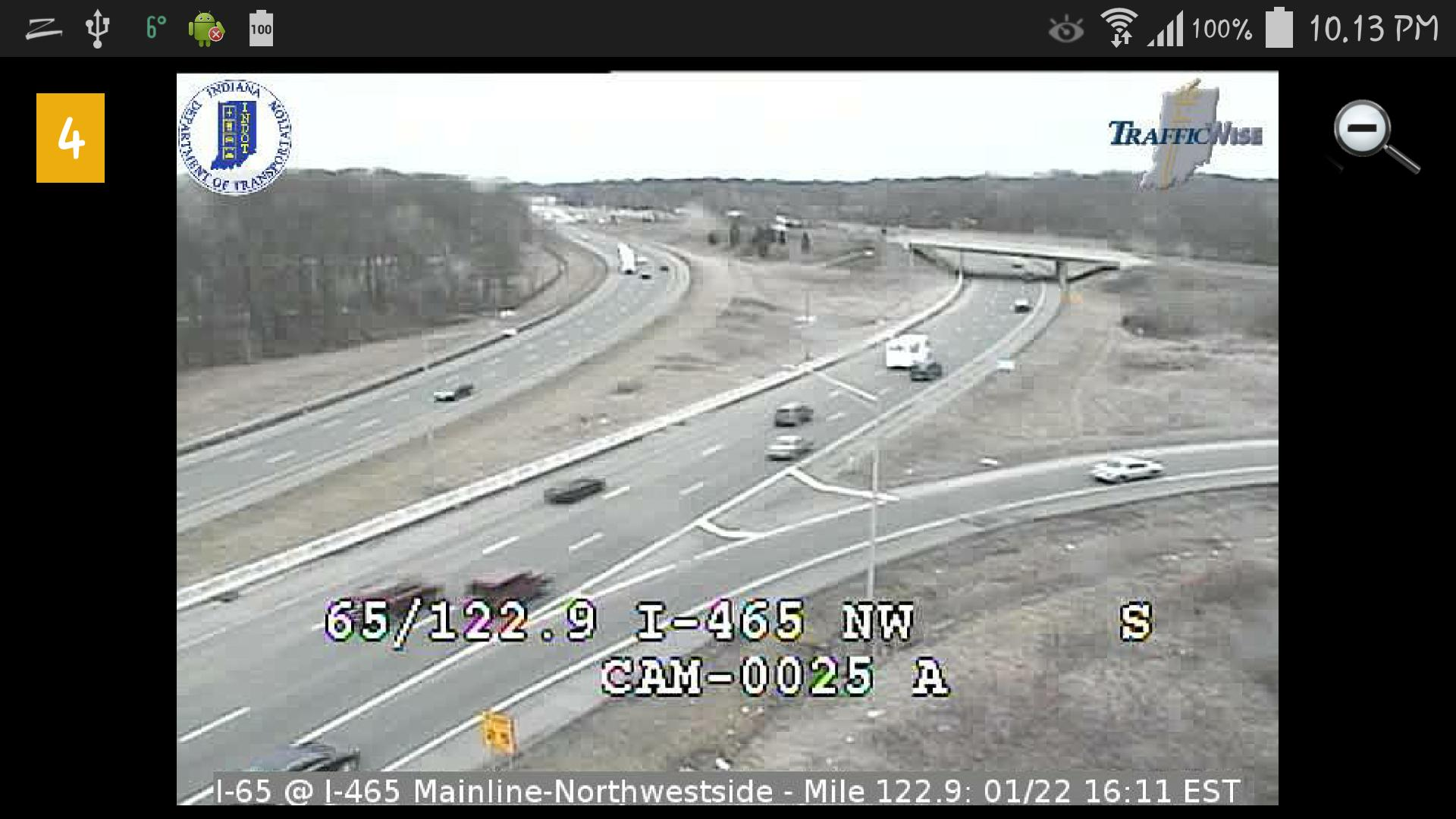 Cameras Indiana - traffic cams for Android - APK Download