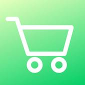 Classificados - Protótipo de aplicativo icon