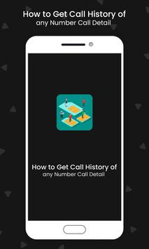 How to Get Call History of any Number Call Detail poster