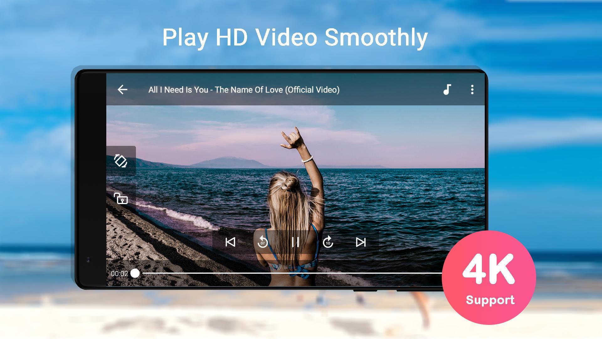 Aplikasi download buat android HD Video Player Pro