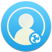 Deleted Sim Contacts Recovery App icon