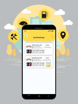 Visti - Bike Service & Car Service App screenshot 4