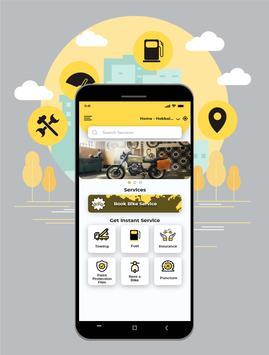 Visti - Bike Service & Car Service App screenshot 1