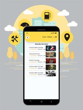 Visti - Bike Service & Car Service App screenshot 2