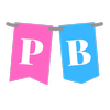 Party Banners - Bunting, Banner & Pennant Maker icon