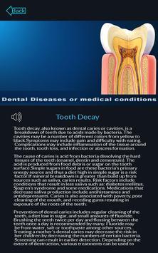 Dental Anatomy Pro. screenshot 2