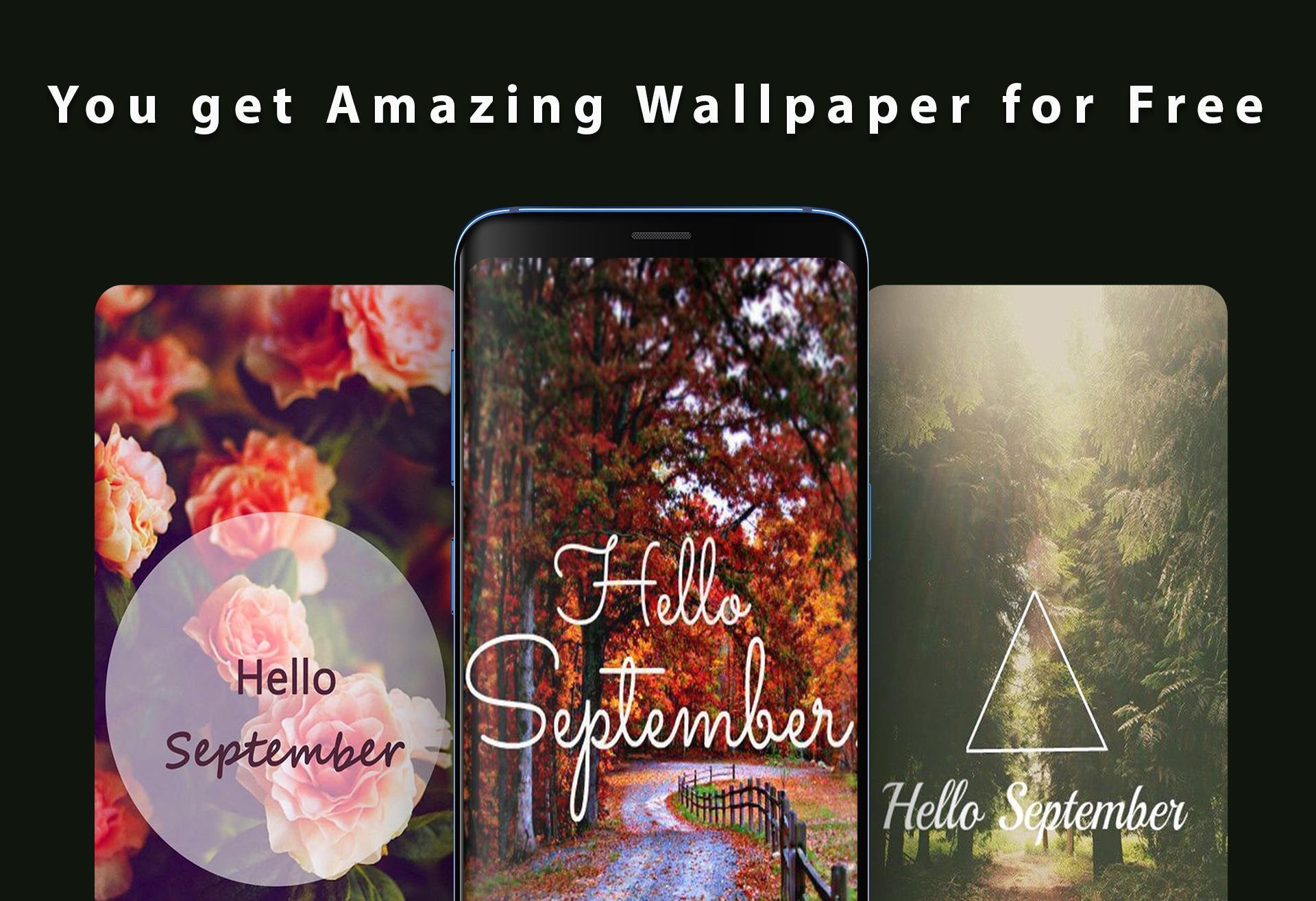 September Wallpaper For Android Apk Download