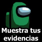 Sticker de personajes Among Us para WhatsApp icono