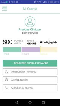Clinique VIP screenshot 5