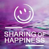 Sharing Of Happiness icon