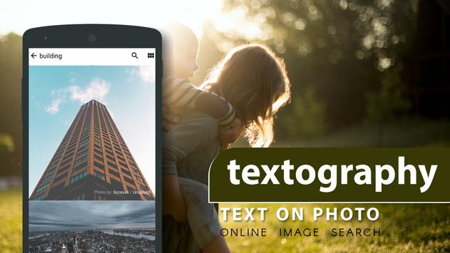 Textography poster