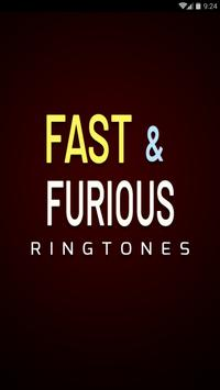 Fast and Furious Ringtone free poster