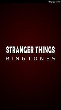 Ringtones of Stranger Things poster
