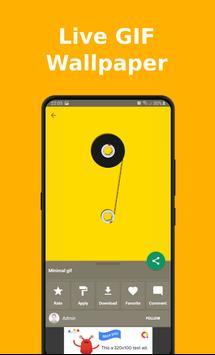 Ultimate Live Wallpapers App (GIF+Video+Image) screenshot 3