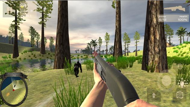 Dinosaur Hunting Patrol 3D screenshot 4