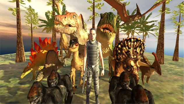 Dinosaur Hunting Patrol 3D screenshot 5