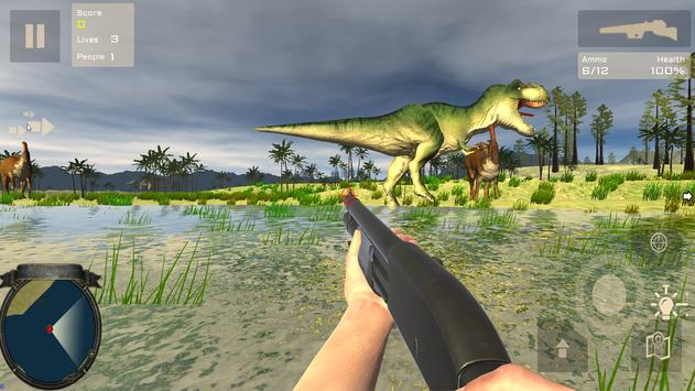 Dinosaur Hunting Patrol 3D screenshot 6