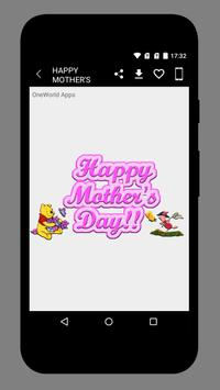 Happy Mother's Day GIF 2019 screenshot 4