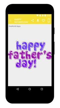Happy Father's Day GIF 2019 screenshot 6