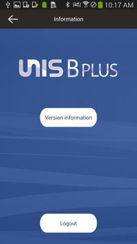 UNIS-B PLUS screenshot 4