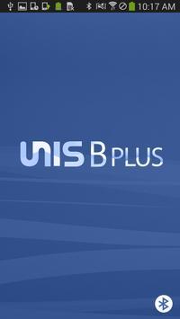 UNIS-B PLUS poster