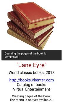 Jane Eyre screenshot 1