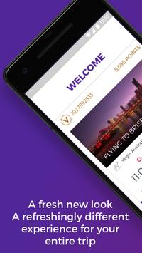 Virgin Australia screenshot 1