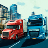 Virtual Truck Manager - Tycoon trucking company APK