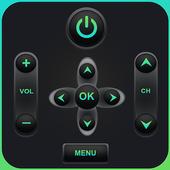 Universal Remote for All TV – All Remote Control icon