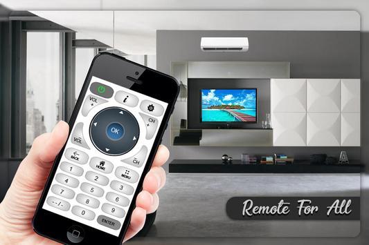Universal Remote for All TV – All Remote Control screenshot 3