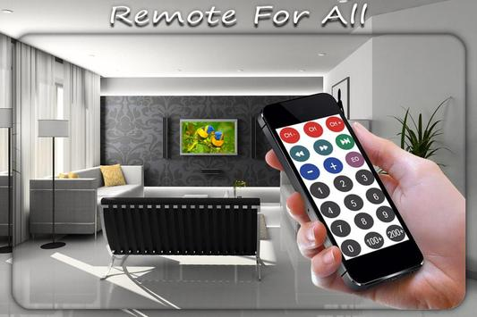 Universal Remote for All TV – All Remote Control poster