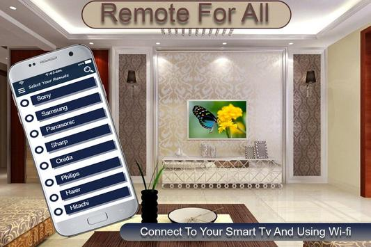 Universal Remote for All TV – All Remote Control screenshot 1