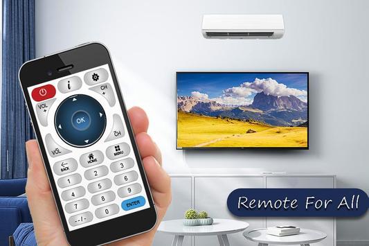 Universal Remote for All TV – All Remote Control screenshot 5