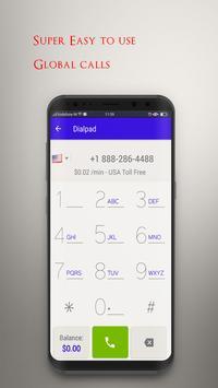 Virtual Global Phone screenshot 1