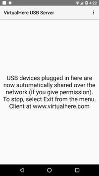 VirtualHere USB Server gönderen