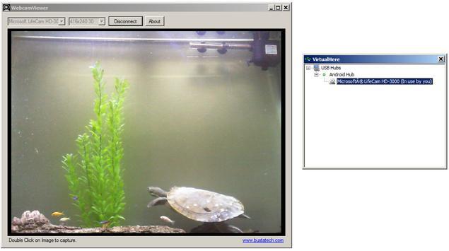 VirtualHere USB Server Ekran Görüntüsü 2