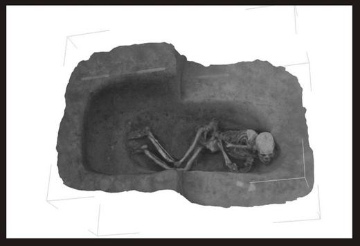 3D NEOLITHIC BURIAL screenshot 1