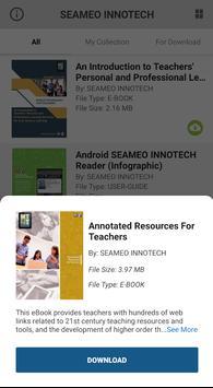 SEAMEO INNOTECH Reader screenshot 2