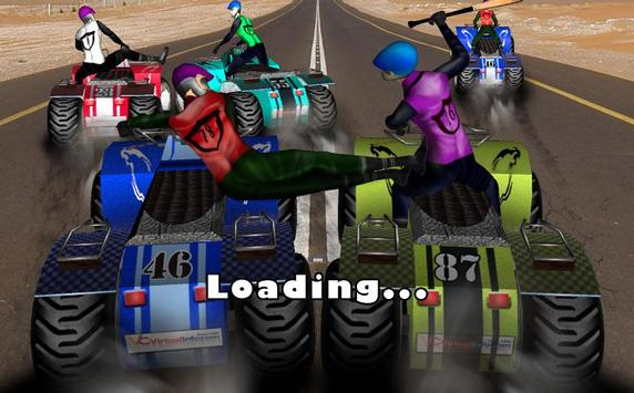 3D quad bike racing screenshot 3