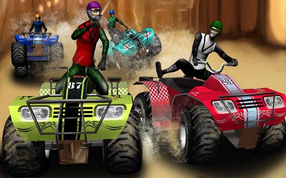 3D quad bike racing screenshot 4