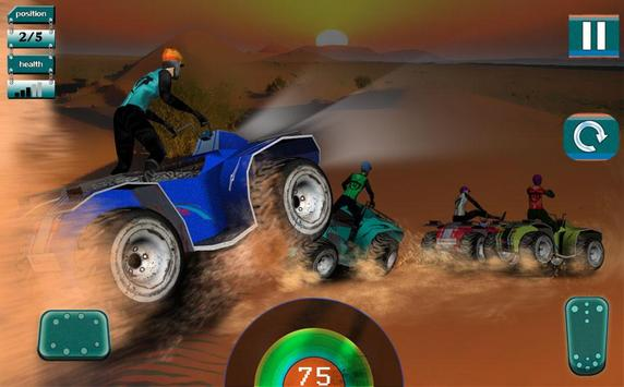 3D quad bike racing screenshot 9